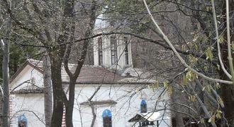 """Дивотинский монастырь """"Св. Троица"""""""