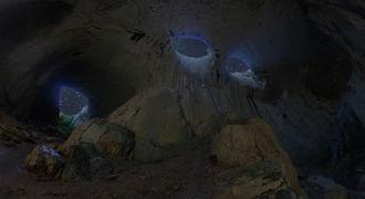 Пещера Проходна - Божиите очи