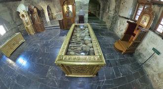 """Църквата-костница """"Света Неделя"""" Батак"""