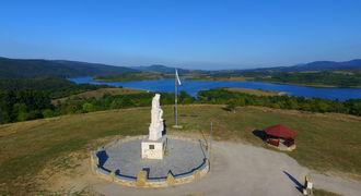 Паметник на Вълчан войвода - село Раювци