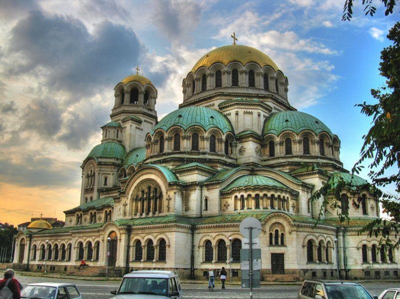 Храм Александра Невского, София, Болгария