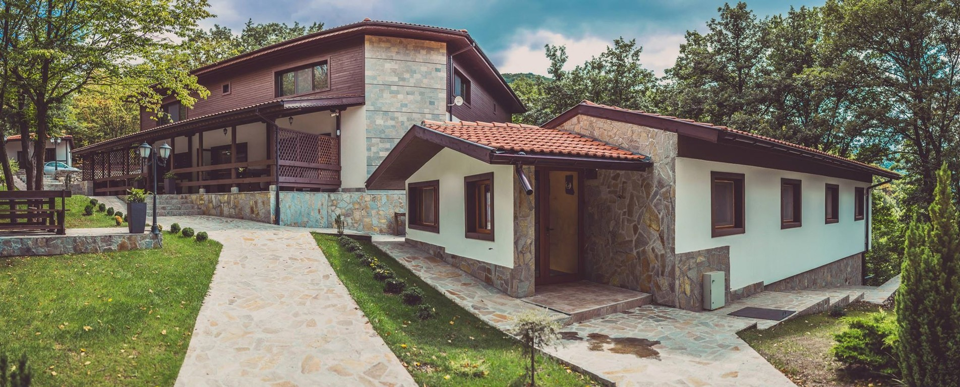 Kompleks Triadis Selo Dushanci Pirdop