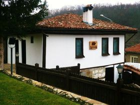 Къща за гости Хаджи Мецовата къща