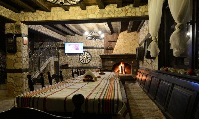 Почивка в къщи за гости Робин Худ