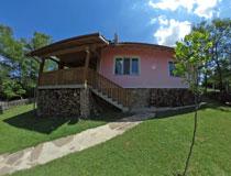 Розова къща